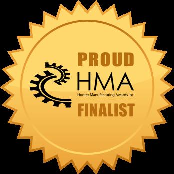 Hunter Manufacturing Awards