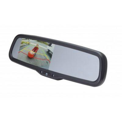 rear view mirror monitor